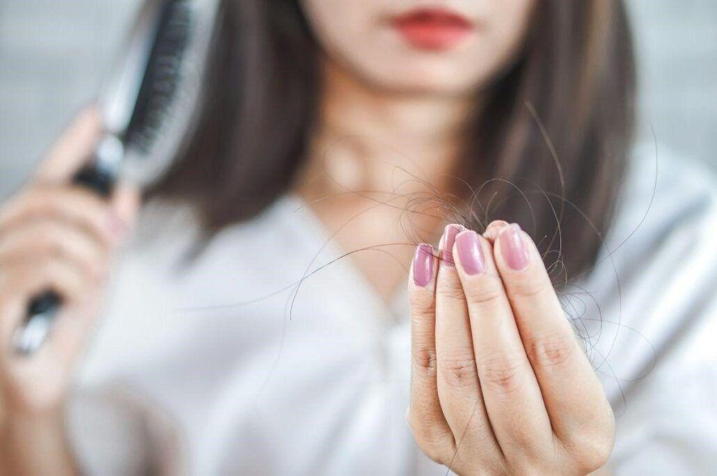 Zdravé vlasy - dôvody vypadávania vlasov