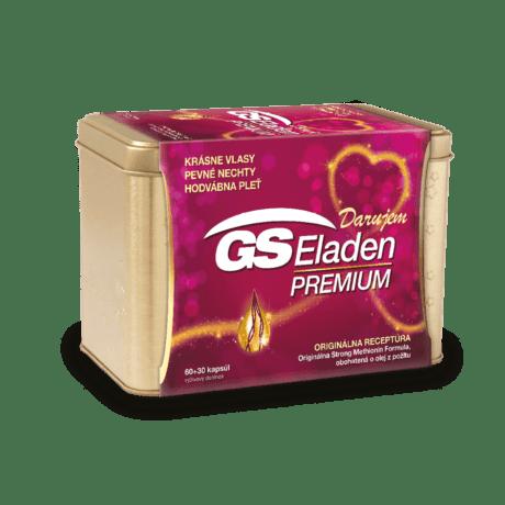 GS Eladen PREMIUM, 60 + 30 kapsúl (90 ks) - darček 2019