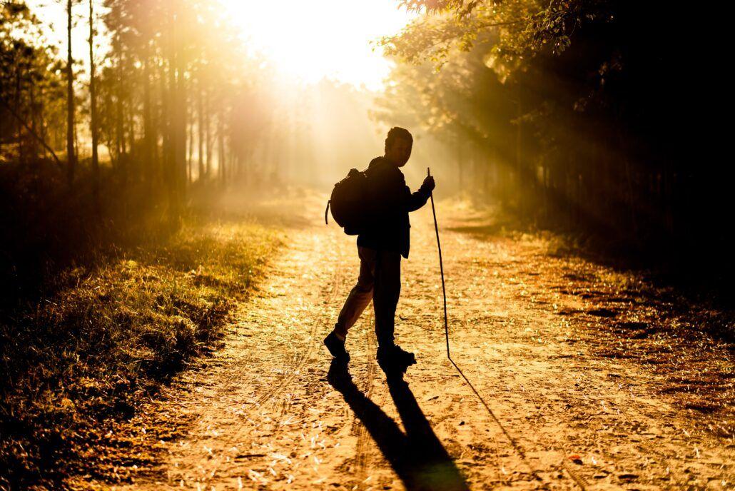 Meteosenzitivita - prechádzka na čerstvom vzduchu