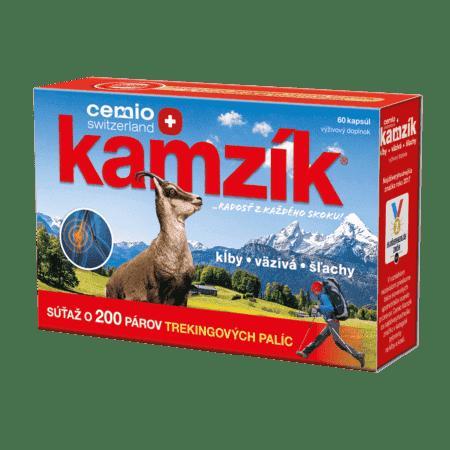 Cemio Kamzík, 60 kapsúl