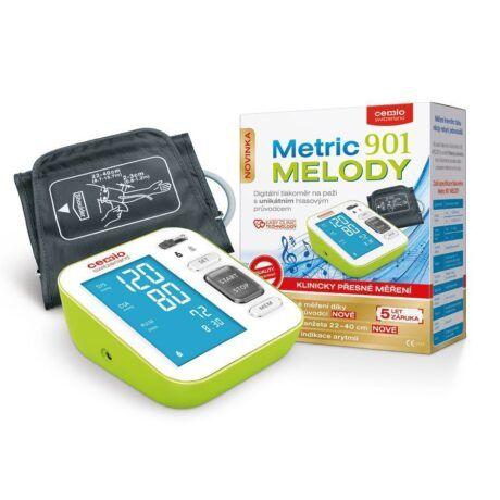 Cemio METRIC 901 Melody, tlakomer