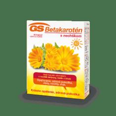 GS Betakarotén s nechtíkom, 30 kapsúl