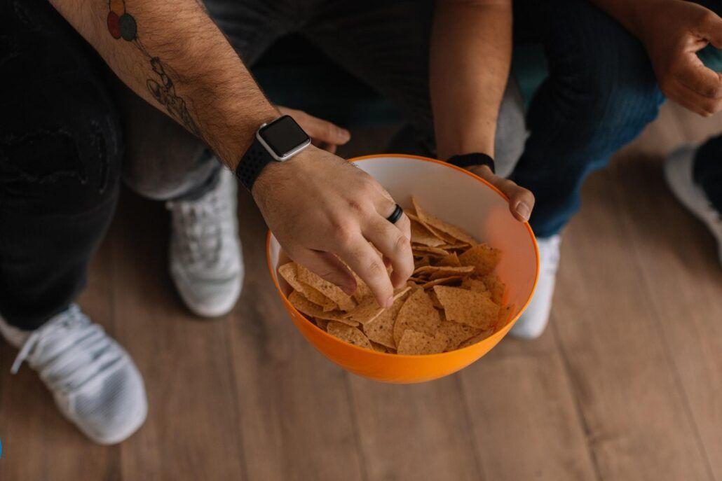 Bojujete s chuťami - slané chipsy