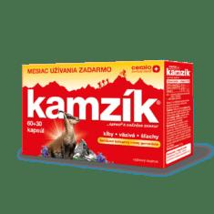 Cemio Kamzík® 60 + 30 kapsúl, limitovaná edícia Leto 2021