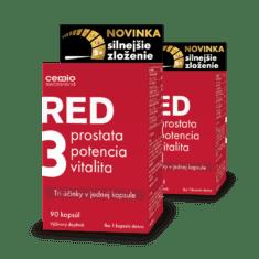 Cemio RED3® silnejšie zloženie, 180 kapsúl