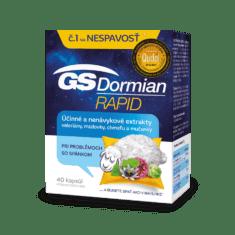 GS Dormian Rapid, 40 kapsúl