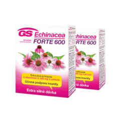 GS Echinacea Forte 600, 2 x 30 tabliet