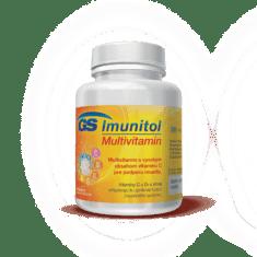 GS Imunitol Multivitamín, 60 tabliet