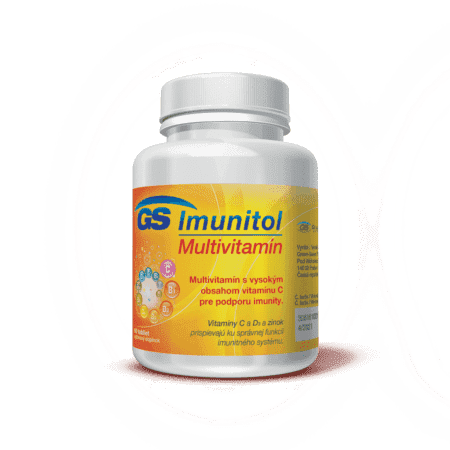 GS Imunitol Multivitamín, 60 tabliet