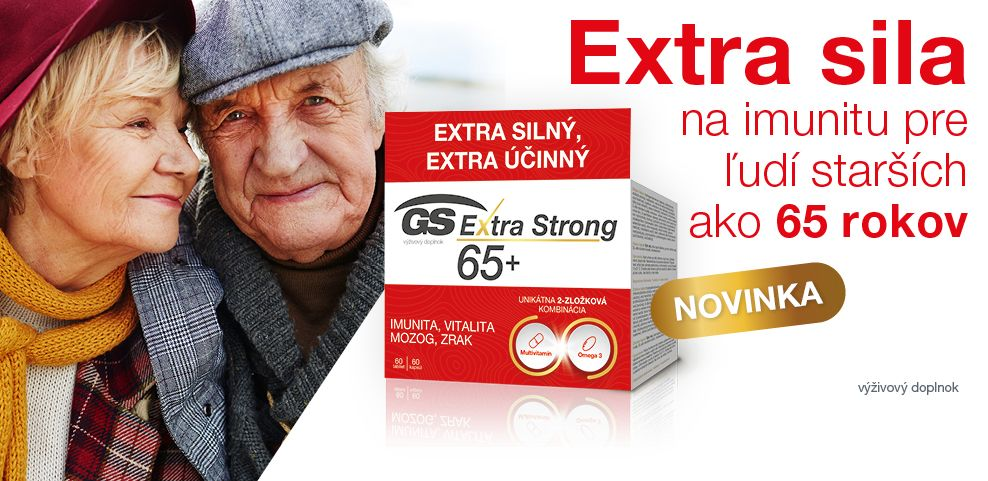 GS Extra Strong 65+