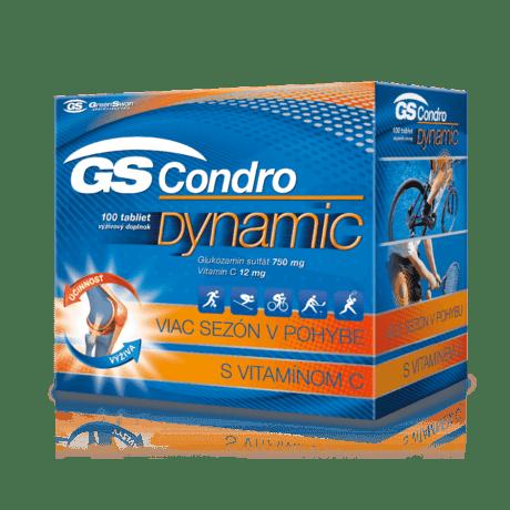 GS Condro® DYNAMIC, 100 tabliet Akcia