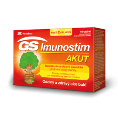 GS Imunostim Akut, 10 tabliet
