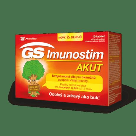 GS Imunostim Akut, 10 tabliet
