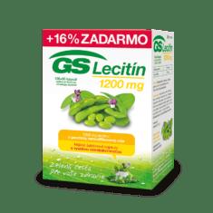 GS Lecitín 1200, 120 + 20 kapsúl