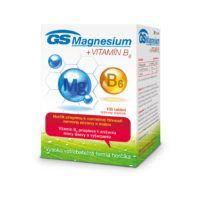 GS Magnesium + VITAMÍN B6, 100 tabliet