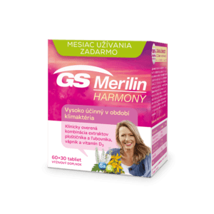 GS Merilin Harmony, 60 + 30 tabliet