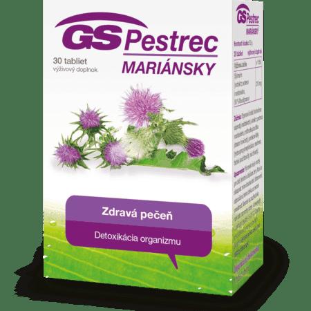 GS Pestrec MARIÁNSKY, 30 tabliet