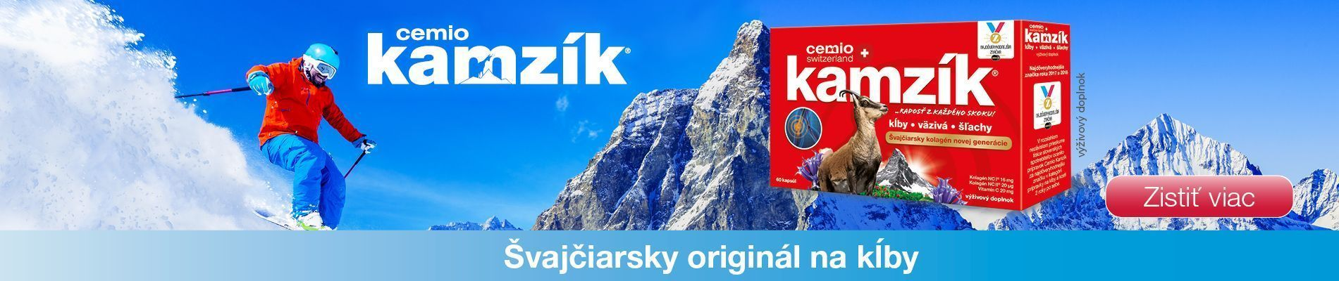 Cemio Kamzík banner - gsklub.sk