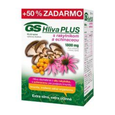 GS Hliva Plus 60+30 tabliet