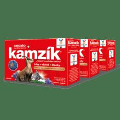 Cemio Kamzík, 3 x 60 kapsúl (180 ks)
