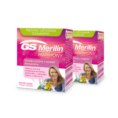 GS Merilin Harmony, 2 x 90 tabliet