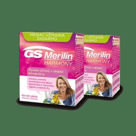 GS Merilin Harmony, 2 x 90 tabliet