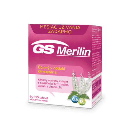 GS Merilin, 60 + 30 tabliet