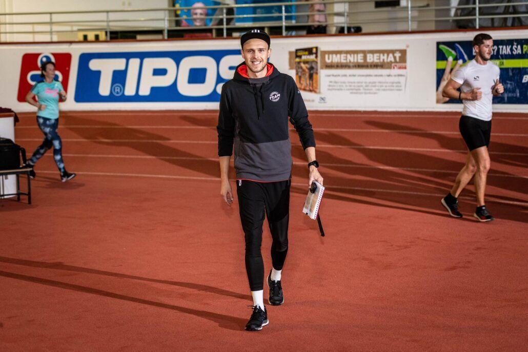 Matúš Kovalčík bežecký tréner
