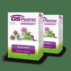 GS Pestrec MARIÁNSKY, 2 x 30 tabliet ( 60 ks )