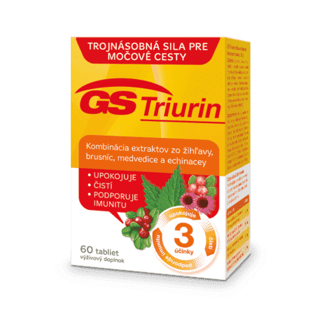GS Triurin, 30 + 30 tabliet