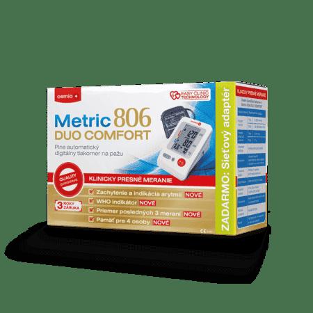 Cemio Metric 806 DUO COMFORT tlakomer