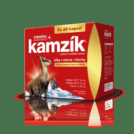 Cemio Kamzík, 2x 60 kapsúl- darček 2020