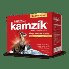 Cemio Kamzík® 2 x 60 kapsúl, darčekové balenie 2021