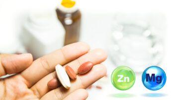 Odporúčaná denná dávka magnézia a zinku. Užívate ich správne?