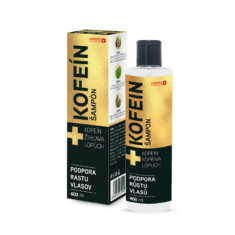 Cemio KOFEÍN šampón, 400 ml