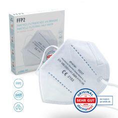 Respirátor FFP2, 6 ks