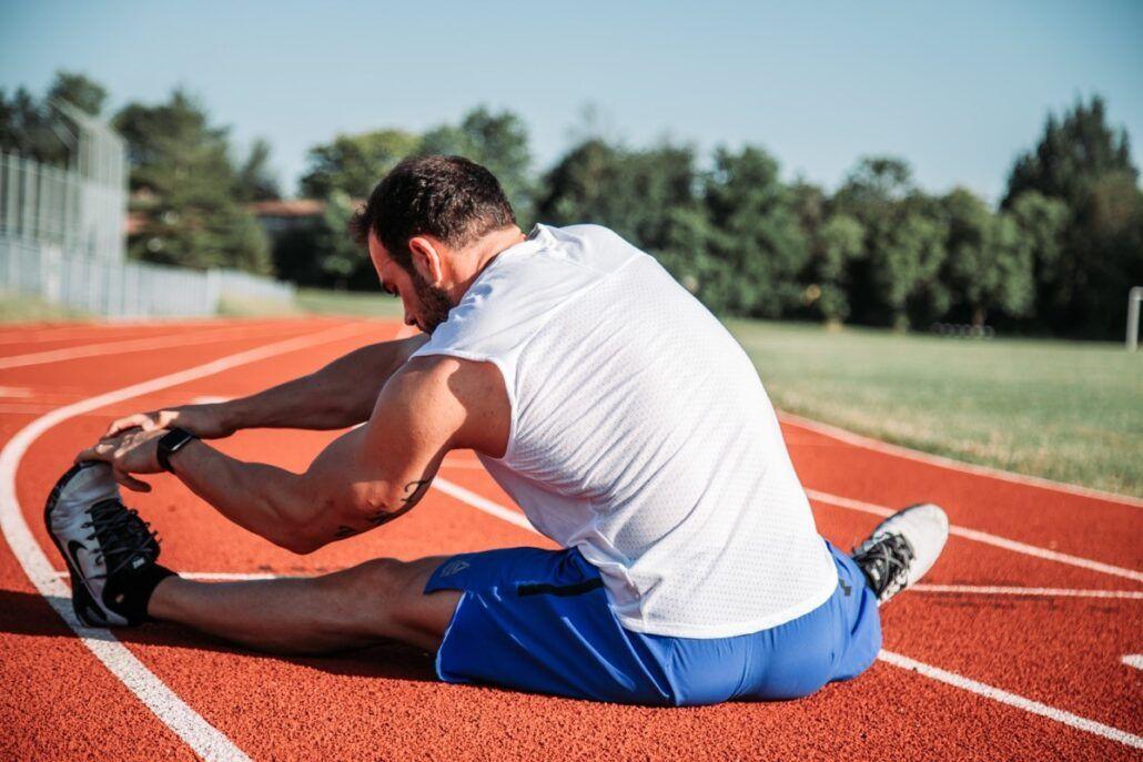 Rozcvička pred behom - rozhovor s bežeckým trénerom