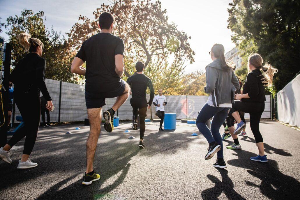 Skupinová príprava bežcov - rozhovor s bežeckým trénerom