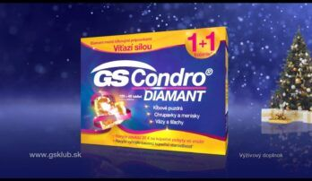 TV SPOT: GS Condro Diamant + GS Vianoce 2018