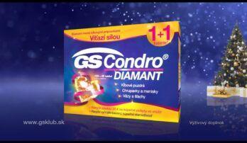 TV SPOT: GS Condro Diamant + GS Vianoce 2018