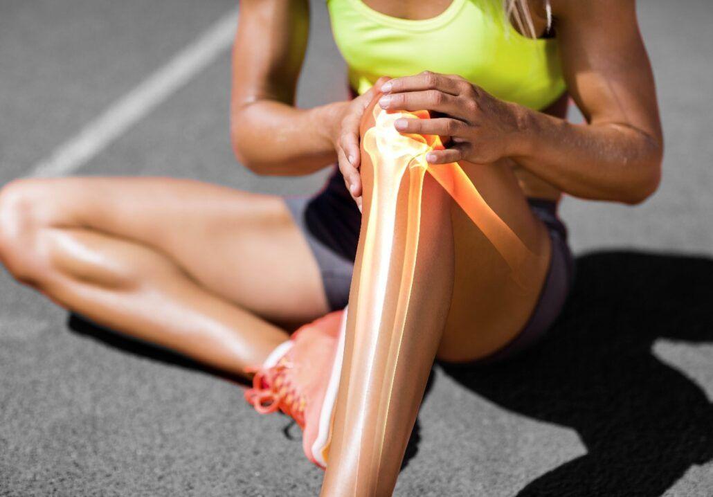 Vitamín C a kolagén - bolesť kĺbov a kostí